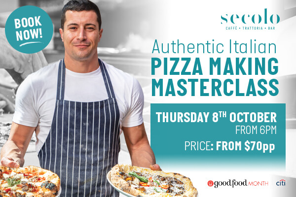 Authentic Italian Pizza Making Masterclass