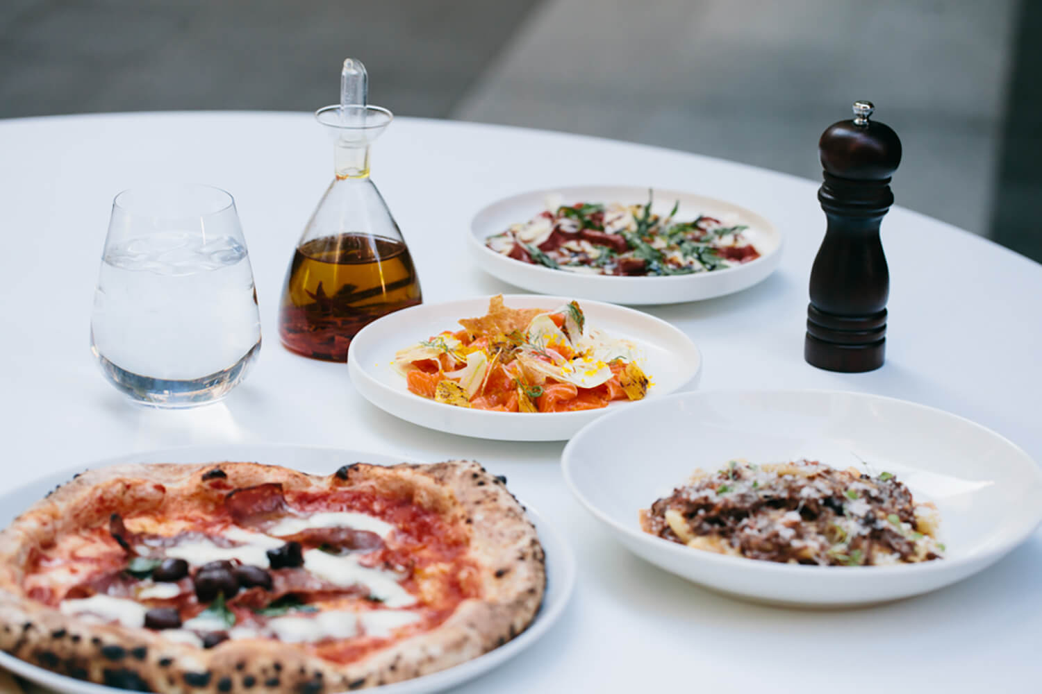 Secolo Dining Authentic Italian Food