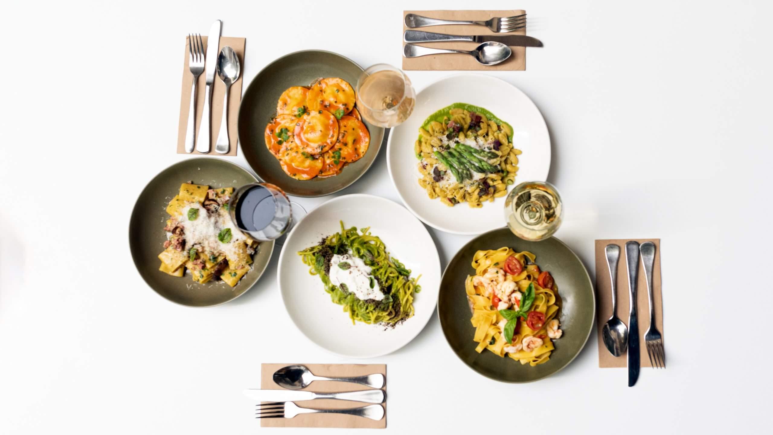World Pasta Day Specials